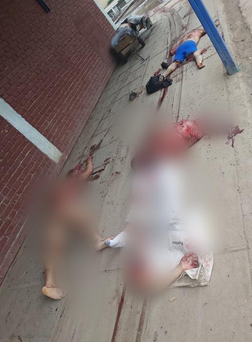 Motín violento en Cantel seis reclusos decapitados - El Sol de Mixco